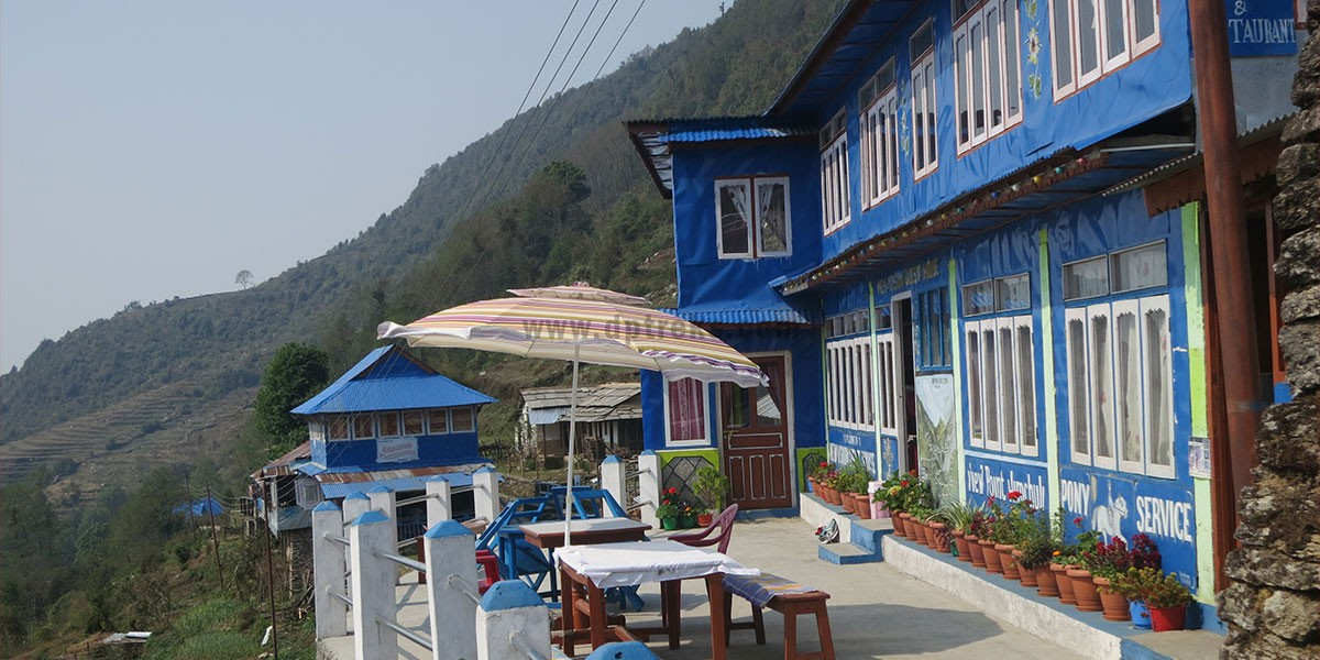 Home Stay Travel and Trekking in Nepal