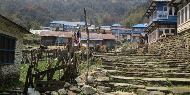 Village and Sport Tourism