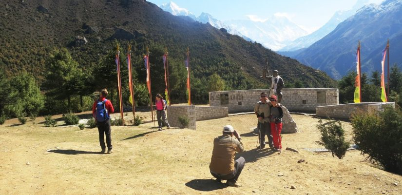 View-From-Namche-Bazzar