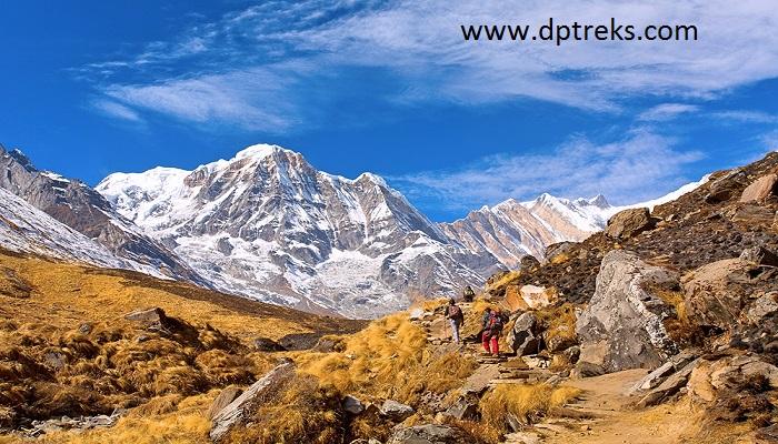 Trekking Guide in Nepal
