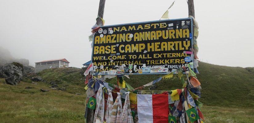 Annapurna Base Camp Summit