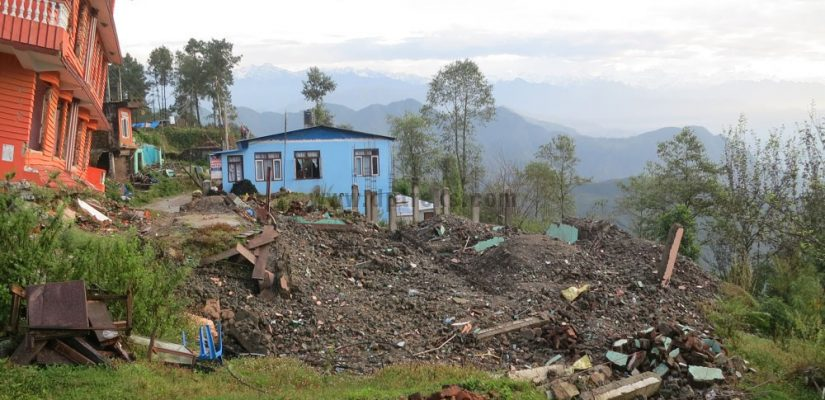 Big-Problem-at-chishapani--with-earthquake