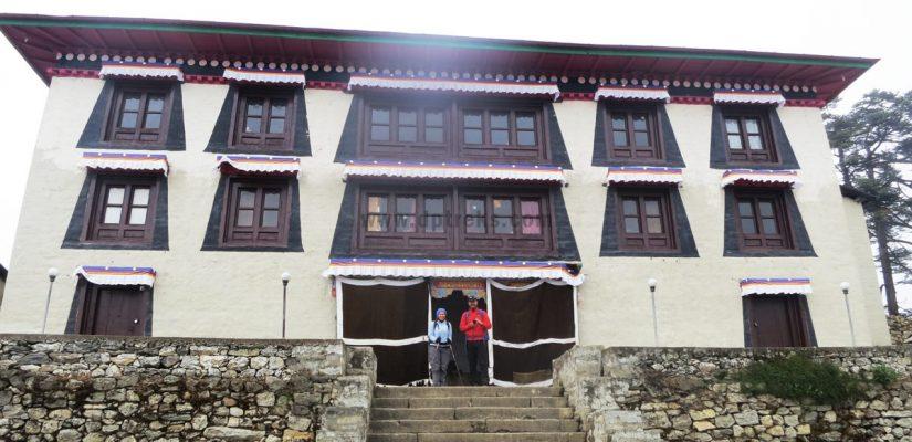 Gokyo Tengboche Monastery