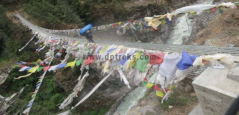 Everest Hillary Bridge