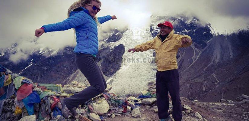 Glacier-View-From-Kyanjin-Ri