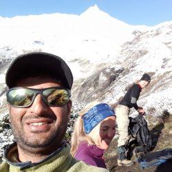 Great Manaslu trek