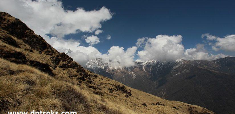 Ghorepani poon hill with Mardi HImal trek
