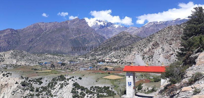 Beautiful-village-in-Annapurna-region