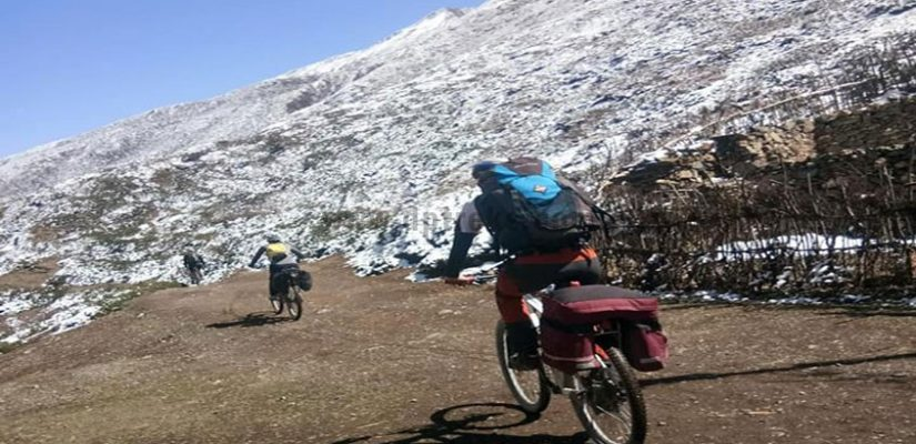 Cycling Trek Around Annapurna
