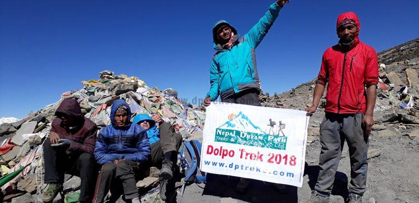 Nepal Dream Path Treks Team