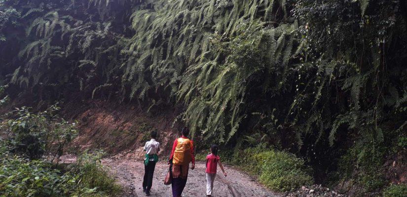 Kakani Hiking