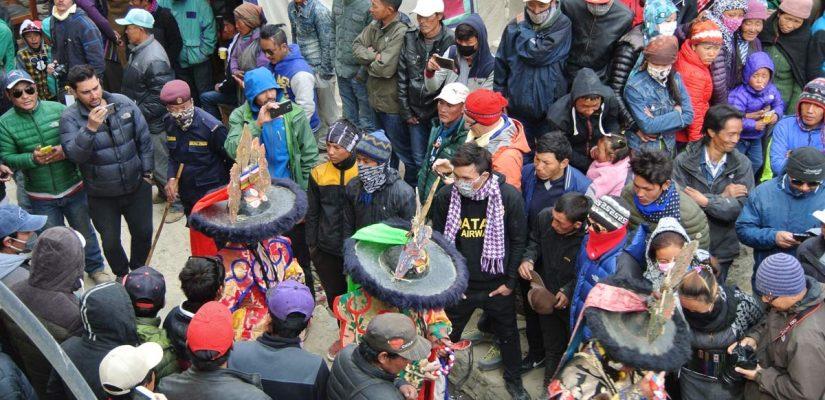 Mani Rimdu Festival Tours