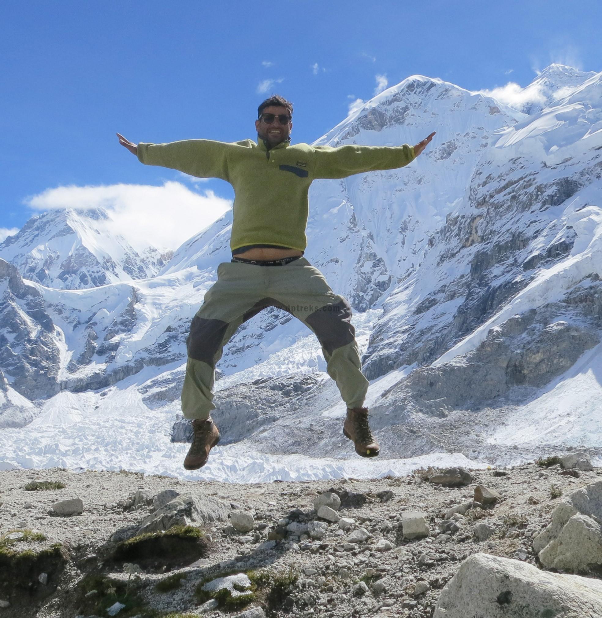 18 days Trek in Nepal