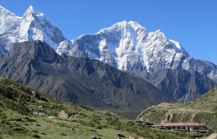 Adventures trip to Nepal