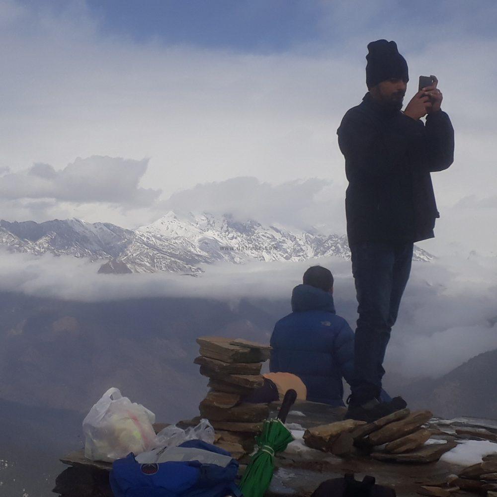 Ghorepani Poonhill Trek in Janauary 2019