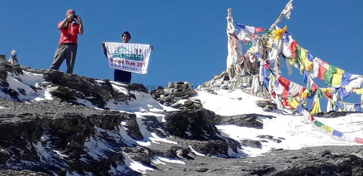 Lower Dolpo trek with Nepal Dream Path Teams 2019