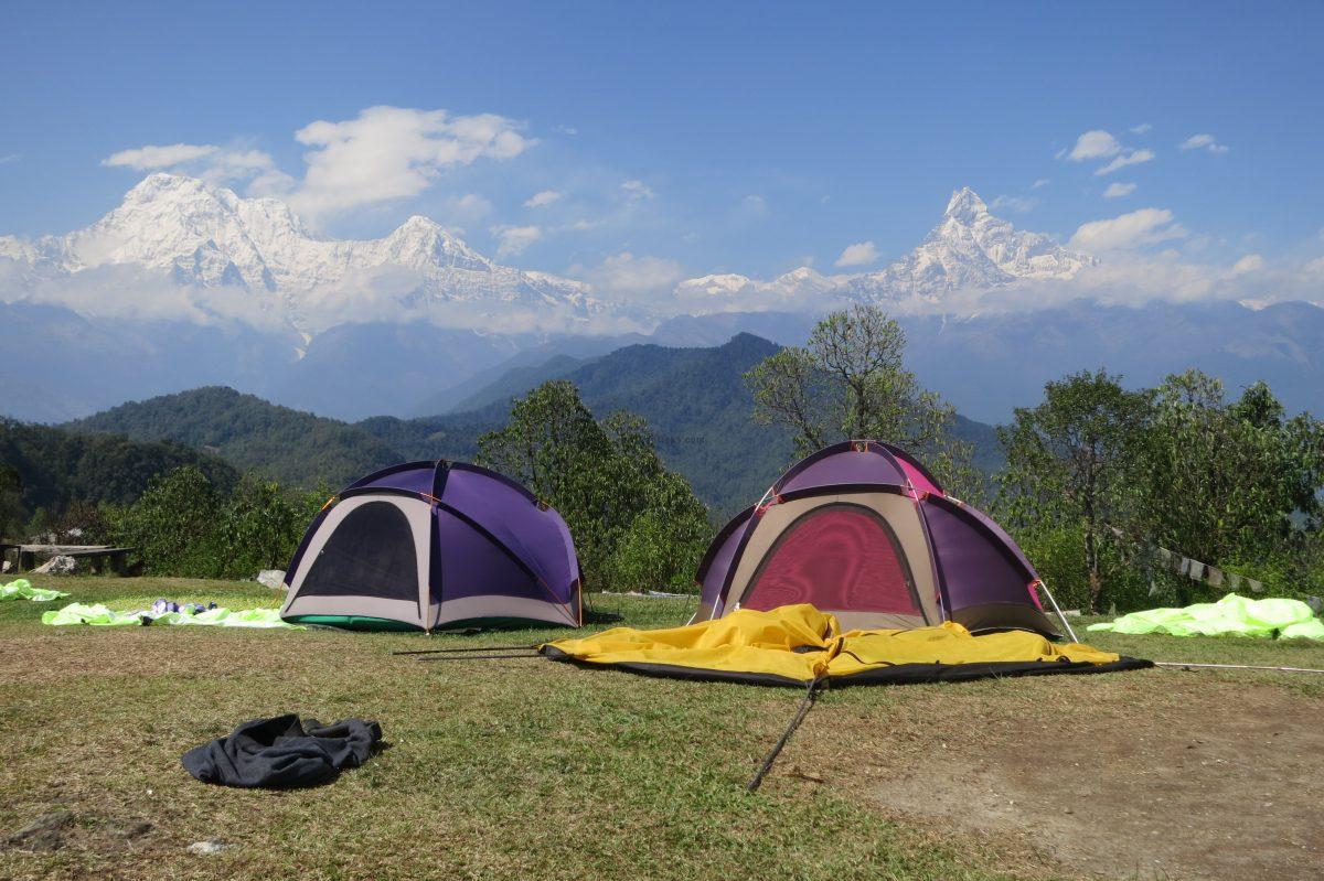Annapurna Trek/Circuit Trek (Moonsoon)
