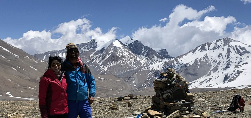 Mt. Dhaulagiri Expedition (8167 m)