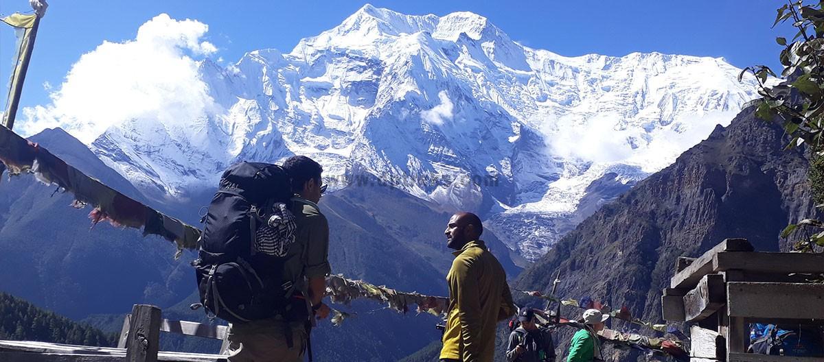 Round Annapurna Trekking Nepal