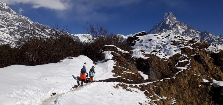 Mardi Himal Poon Hill Trek On My Eyes