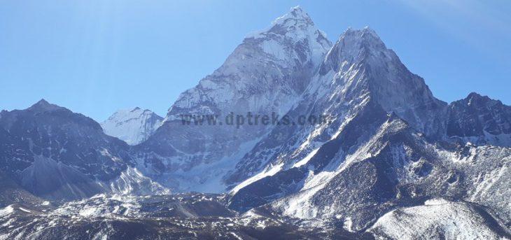 Everest Base Camp Trek Difficulty
