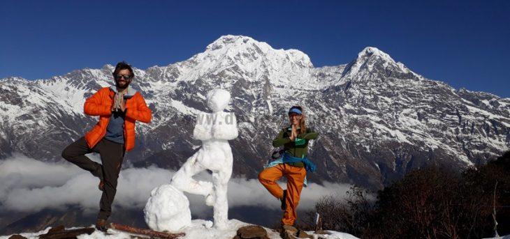 Short and Easy Treks in Nepal
