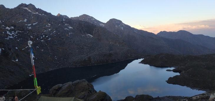 Lakes in Nepal