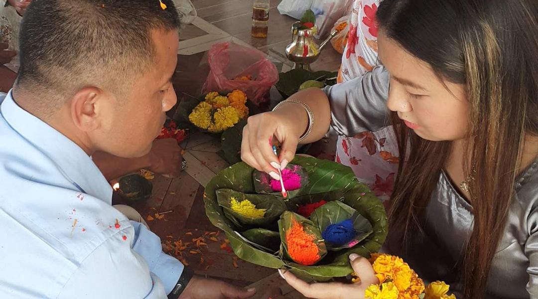 Tihar-Festival
