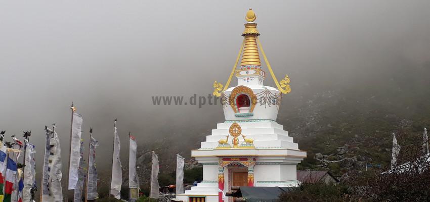 Stupa-in-langtang-region