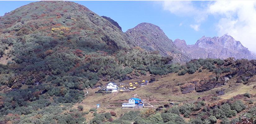 Khongma-Village