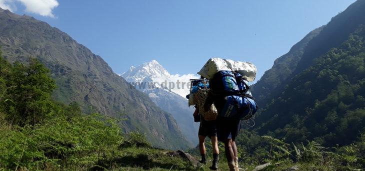 Types of Trekking in Nepal